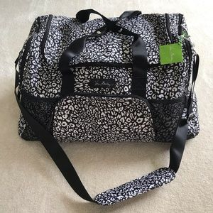 NEW! Vera Bradley Ultimate Sport Bag (Camocat)